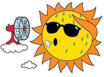 Hot summer days essay 2017